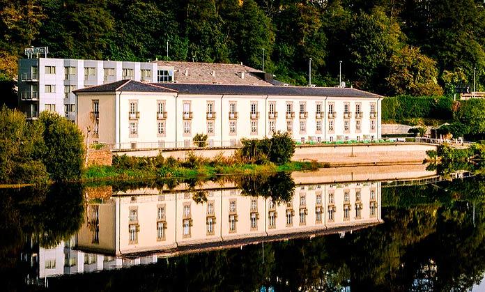 Balneario de Lugo - Hotel