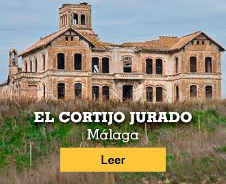 Historias de terror españolas - Banner - El Cortijo Jurado, Málaga