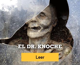 Historias de terror para no dormir - Banner - Dr. Knoche