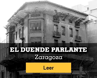 Historias de terror españolas - Banner - Duende parlante Zaragoza