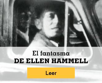 Historias de terror para no dormir - Banner - El fantasma de Ellen Hammell