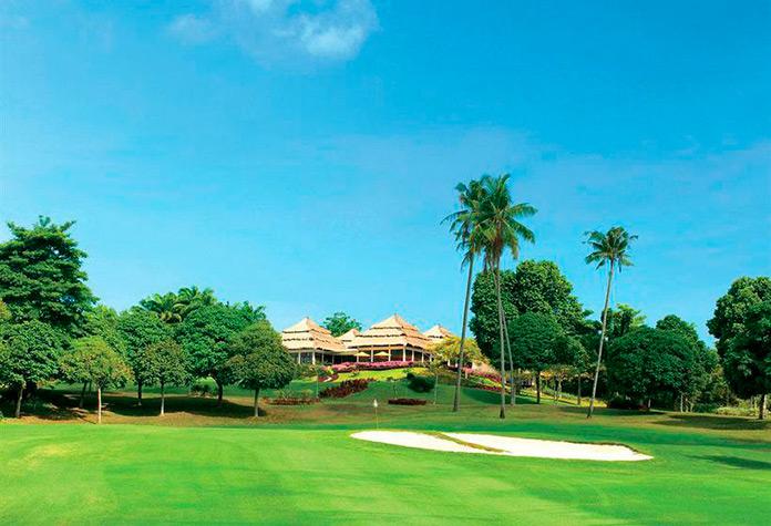 Banyan Tree Bintan (Lagoi, Indonesia) / Banyan Tree Hotels & Resorts