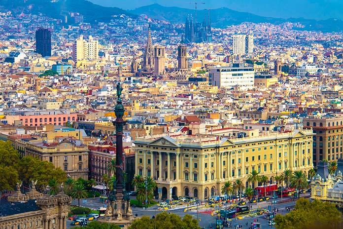 Barcelona, Una ciudad con mucha historia
