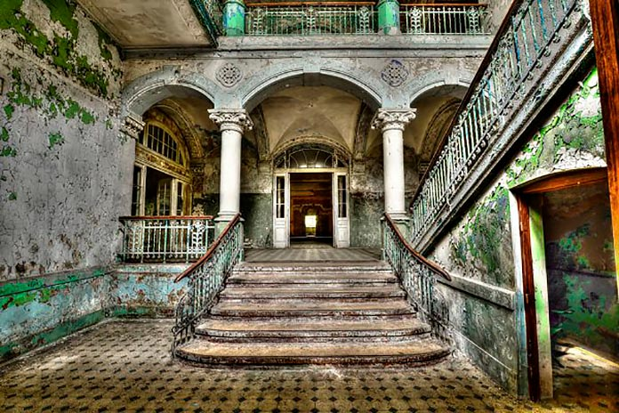 Beelitz-Heilstätten (Alemania)