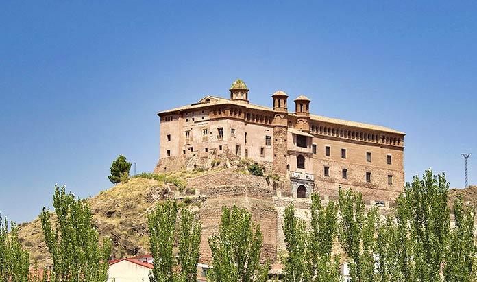Benedicto XIII - Castillo Palacio del Papa Luna
