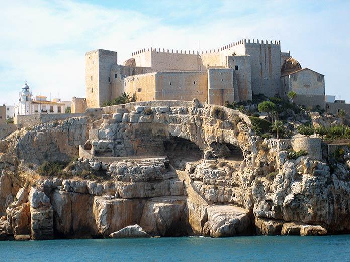 Benedicto XIII - Castillo del Papa Luna en Peñíscola
