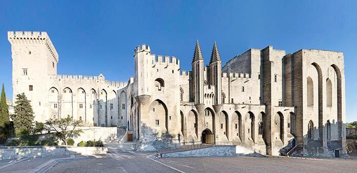 Benedicto XIII - El Palacio de los Papas