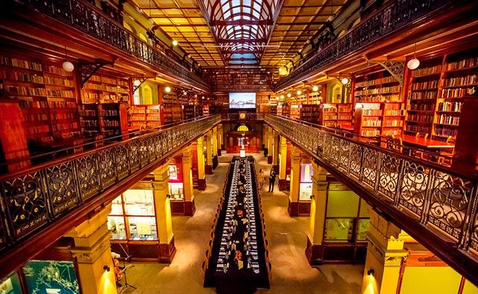 Biblioteca Estatal del Sur de Australia, Adelaida, Australia