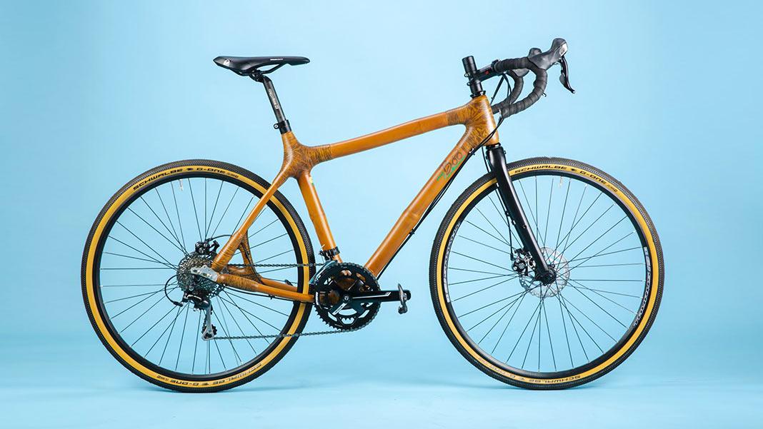 Bicicletas de bambú, una idea innovadora, barata y comprometida con el medio ambiente
