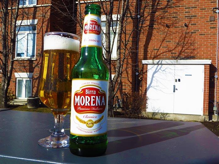 Birra Morena Unica