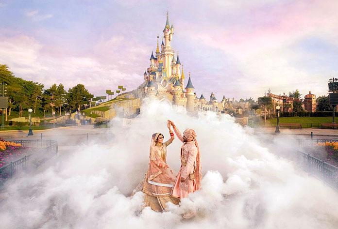 Boda Disney: boda temática