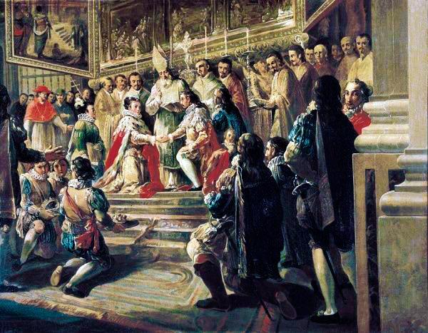 Boda real de Felipe III y Margarita de Austria