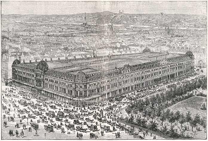 Bon Marche 1892