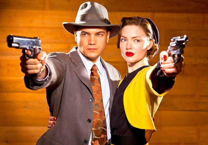 Así murieron Bonnie y Clyde, la pareja criminal más famosa