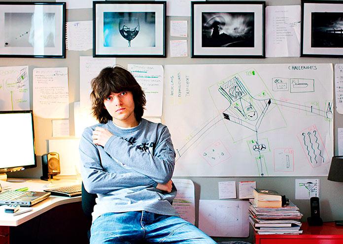 Boyan Slat, fundador y CEO del proyecto The Ocean Cleanup.