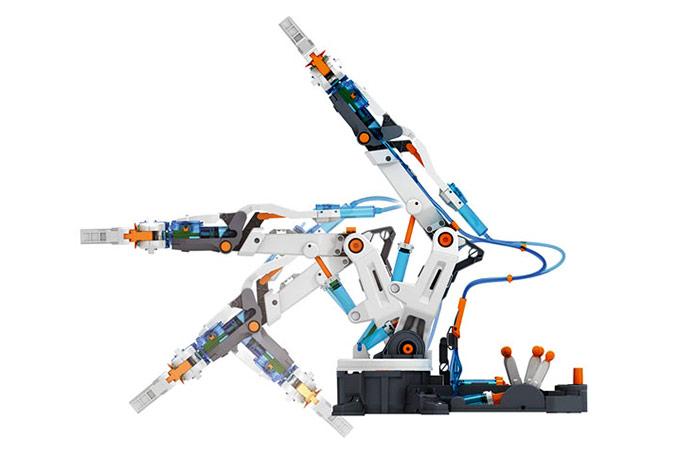 Brazos robóticos - Velleman-KSR12