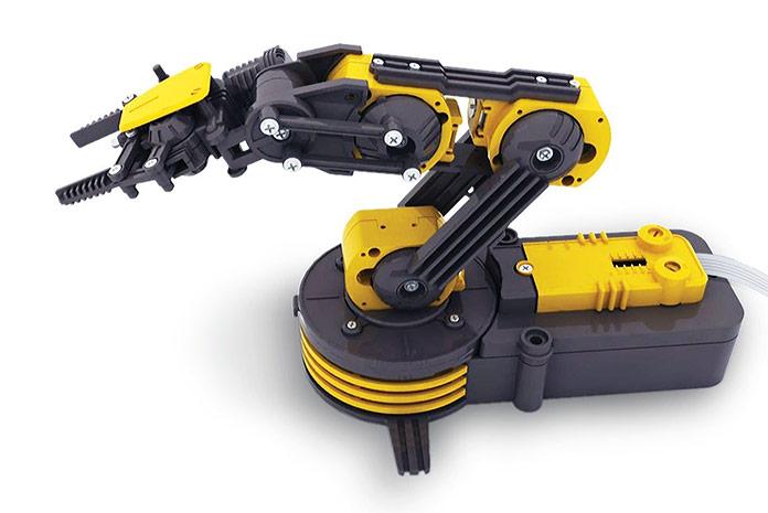 Brazos robóticos - brazo mecánico