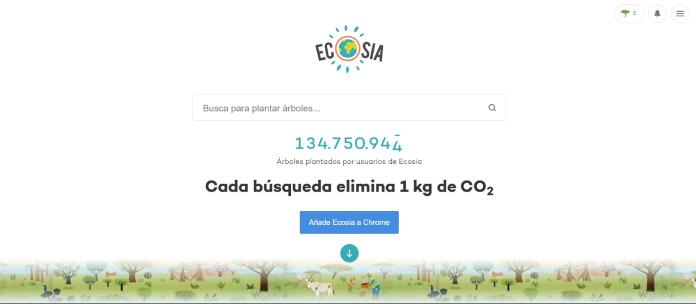 Buscadores-De-Internet-Ecosia