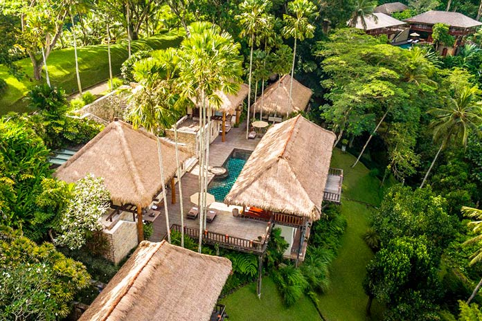 COMO Shambhala Estate (Bali, Indonesia) / COMO Hotels and Resorts