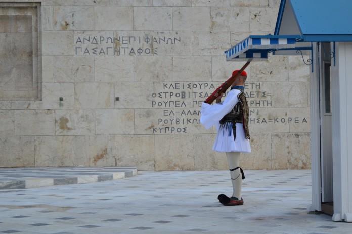 Calles-de-Atenas-Plaza-Syntagma
