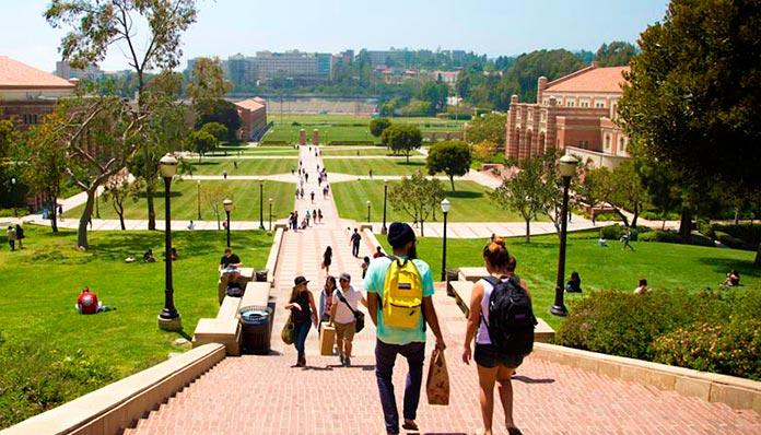 Campus de UCLA