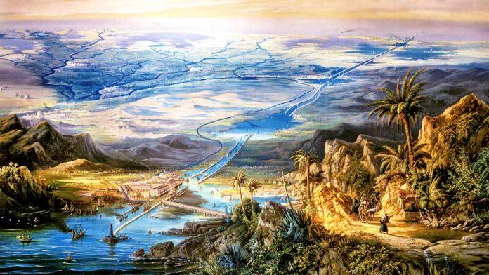 La intrincada historia del Canal de Suez: desde los faraones hasta nuestros días