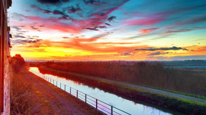 Así se construyó el canal de Tauste, uno de los más antiguos de Europa