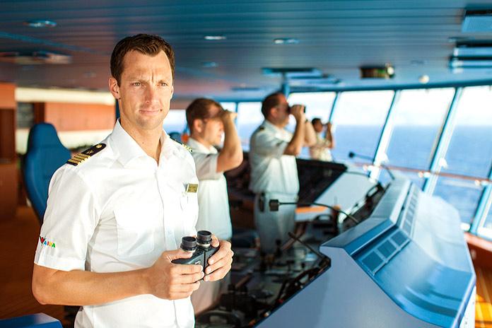 Capitán de crucero