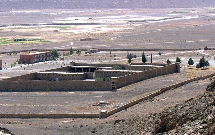 Las cárceles más aterradoras - Tazmamart