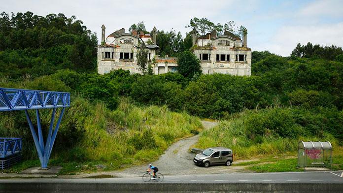 Casa Bailly, Galicia