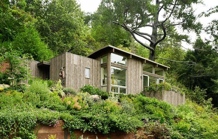 Casas verdes - Mill Valley Cabins