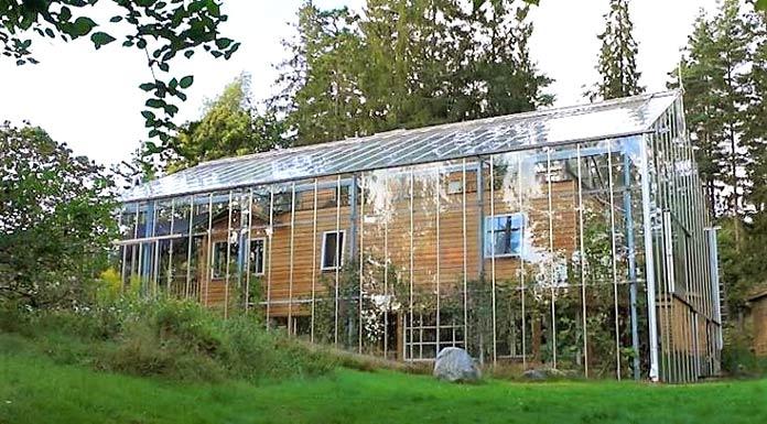 Casas verdes - Naturhus