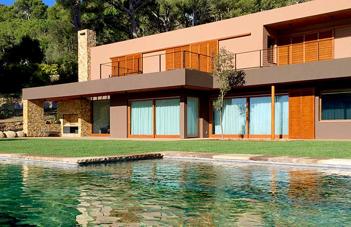 Casas verdes - Passivhaus en la Costa Brava