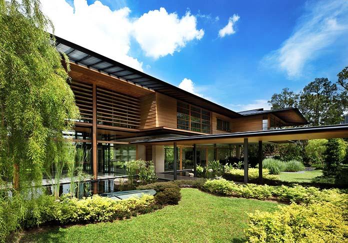 Casas verdes - Tembusu House