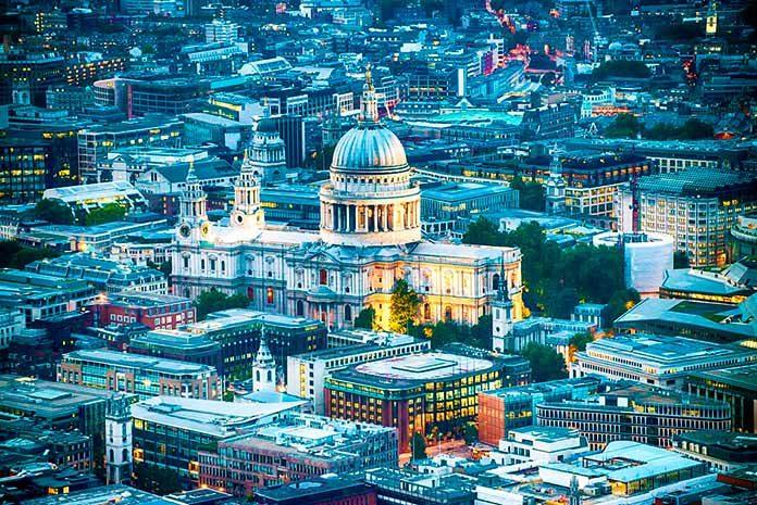 Conoce Londres a través de sus catedrales