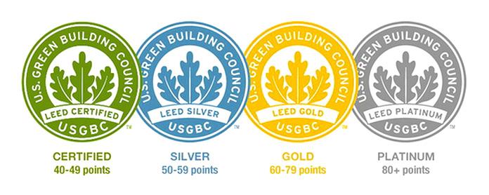Construcciones verdes - Certificado LEED