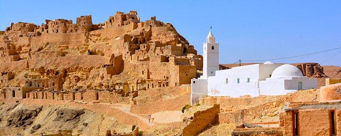 Chenini, Tataouine (Túnez)