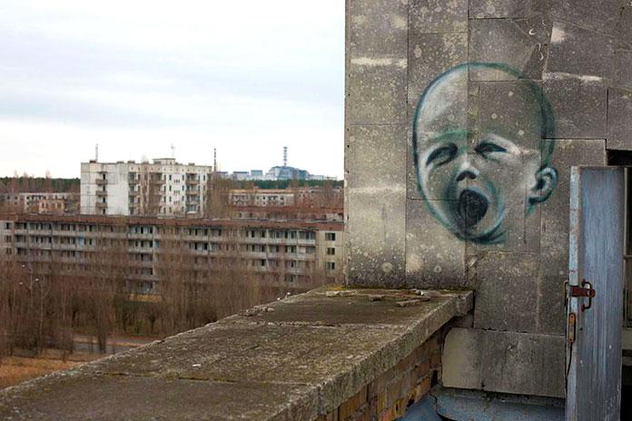 Paisaje de Chernóbil
