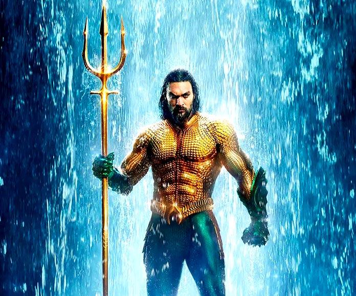 Fotograma de la película Aquaman