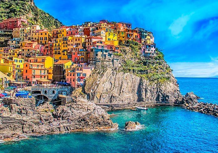 Cinque Terre: conoce las cinco villas más espectaculares de Italia