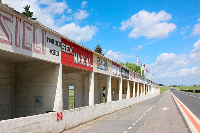 Circuito Reims-Gueux (Francia)