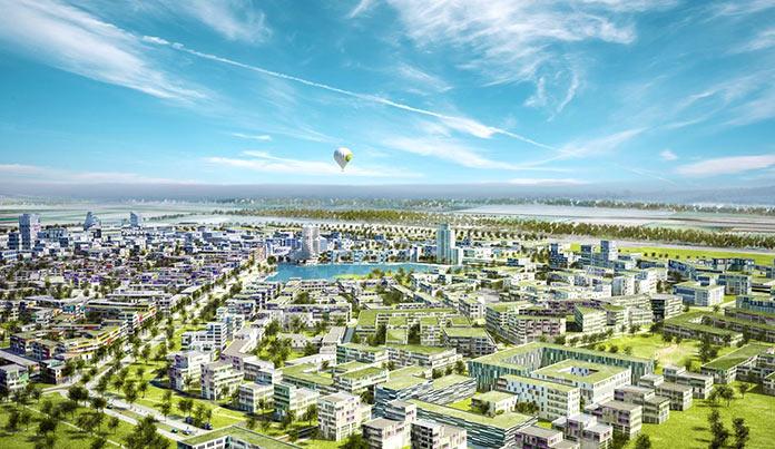 Ciudades del futuro: Smart City Viena 2050, Austria