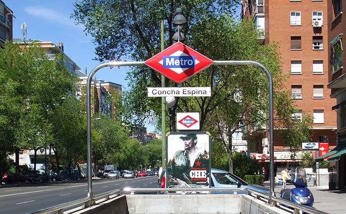 Metro Concha Espina
