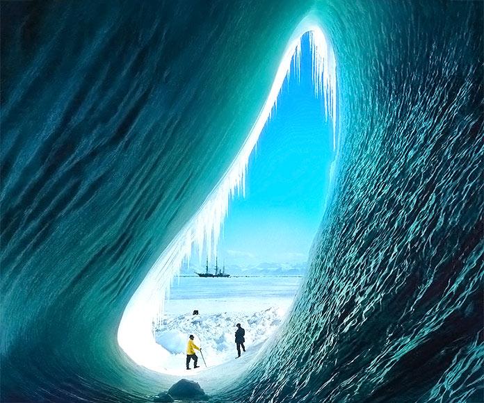 La conquista del Polo Sur: la aventura soñada