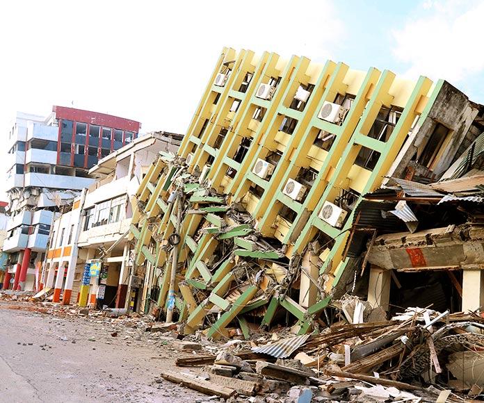 Construcción consciente en zonas de terremotos