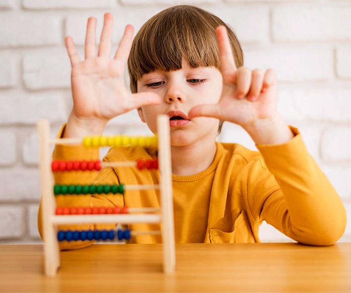 Por qué contar con los dedos te hace más inteligente
