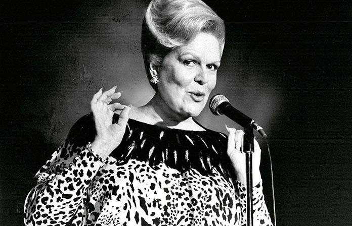 Contralto Maureen Forrester