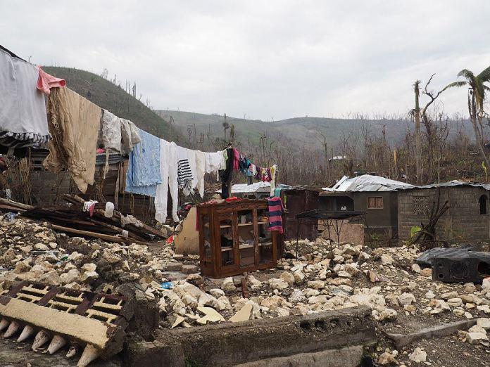Crisis-Y-Desgracias-En-Haiti+Huracan-Matthew