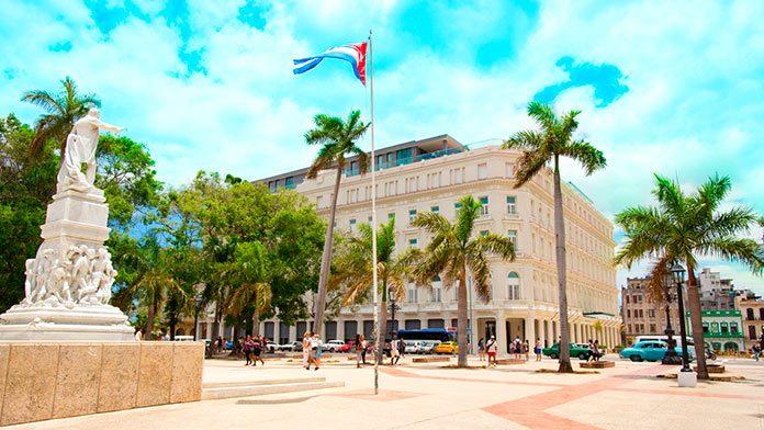Por los caminos del Paseo del Prado de La Habana