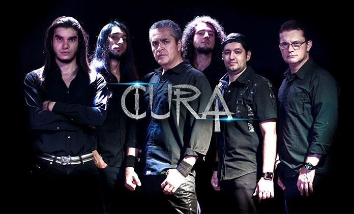 Integrantes de Cura metal